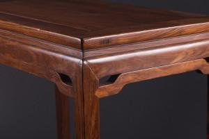 side table – huanghuali – XVIII sec.