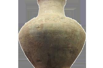 vaso - dinastia Han occidentali – II sec. a. C.