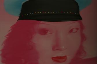 Jiang Congyi – I'm Pretty 25 – acrilico – 2006