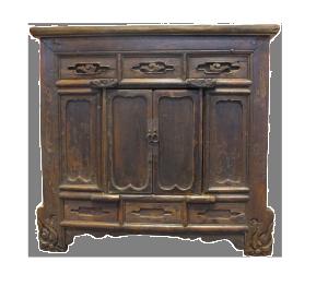 piccolo cabinet - XVIII sec.
